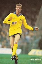 Football Photo>GRAHAM RIX Arsenal 1978-79