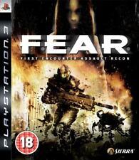 Miedo primer encuentro Assault Recon ~ Ps3 (en Perfectas Condiciones)