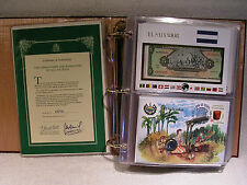 World Coin Stamp Banknote Collection - Legal Tender Currency Coin of 66 Nations