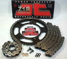 YAMAHA YZF R1 98-03 JT Z1R Extended 520x150L QUICK ACCEL CHAIN AND SPROCKETS KIT