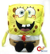 SongeBob Plush Doll Backpack Nick Jr Spongebob Squarepants Bag