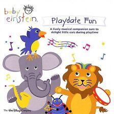 Baby Einstein: Playdate Fun by Baby Einstein (CD, Oct-2006, Buena Vista)