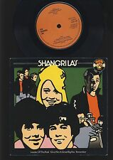 The Shangri Las - Leader of the Pack - Remember - Give Him a Great big Kiss - UK
