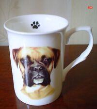 Lovely Boxer Dog China Mug