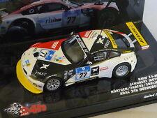 MINICHAMPS - BMW Z4 Coupé 24H Nurburgring 2009 MÜLLER/SORLIE/FARFUS/HÜRTGEN 1/43