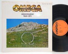 Omega         Aranyalbum       1969 - 1971        NM  # U