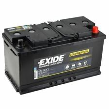 Exide Gel ES900 12V 80Ah G80 Batterie Equipment Gelbatterie USV Wohnmobil Boot