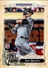 2017 Topps Gypsy Queen Baseball #1-300 - Complete Your Set