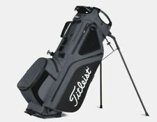 Brand New Titleist Hybrid 5 Golf Bag Charcoal/Black