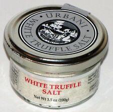 Urbani White Truffle Salt- 3.5 Oz Glass Jar