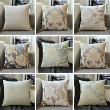 European Throw Sofa Pillow Case Pillow Cover Floral Cushion Cover Home Car Decor