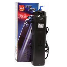 New 8W 800L/H UV Sterilizer Submersible Pump Filter Aquarium SUNSUN JUP Light