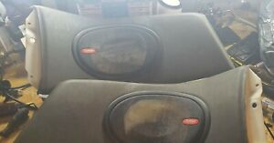 honda crx del sol Jdm gathers speaker covers