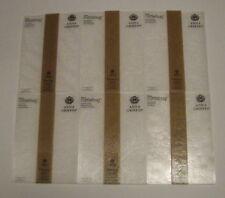 ANNA GRIFFIN CUTTLEBUG 12 PIECE EMBOSSING FOLDER & MATCHING BORDER SET (5x7) NEW