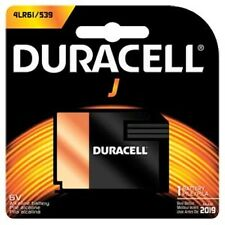 Duracell 7K67 J Battery 4LR61/539 6V Home Medical Battery