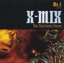 Mr. C X-Mix: The Electronic Storm CARL CRAIG PLANET 6 ATOMIC DOG ACID JESUS !K7