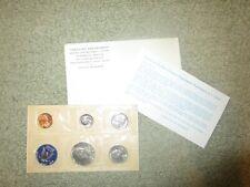 1965 US Special Mint Set Half Dollar 40% Silver in Original Envelope. Gift.