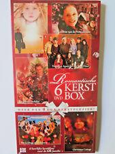 Familie Kerst Box - 6 dvd box - 6 films - nieuw in seal