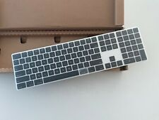EXCLUSIVE & RARE Apple Silver-and-Black, Magic Keyboard with Numeric Keypad, New