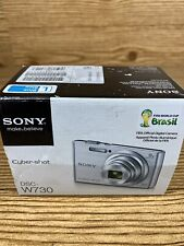 Sony Cyber-shot DSC-W730 16.1MP Digital Camera - Blue