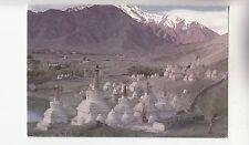 BF28428 royal family chhortens memorials india  front/back image