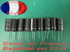 150uF 250V condensateur capacitor X10  105°C marque/brand sanyo