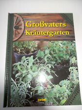 Großvaters Kräutergarten  Buch