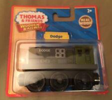 Thomas & Friends 2001 Wooden Railway Dodge Train NEW IN BOX