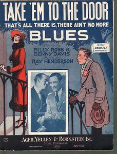 Take Em To The Door Thats All There Is There Aint No More Blues '25 Hughie Clark