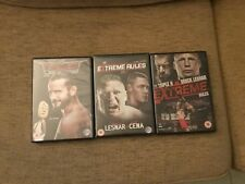 Wwe Extreme Rules Dvd Bundle