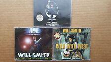 Will Smith CD Singles Job Lot / Bulk