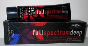 AVEDA ~ Full Spectrum Deep ~ Extra Light Deposit Cream Color For Dark Hair ~ 2.8