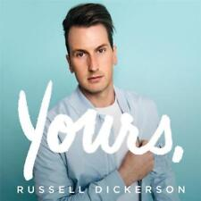 RUSSELL DICKERSON Yours CD BRAND NEW