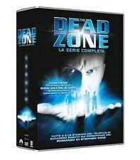 Dvd The Dead Zone: Serie Completa - Boxset Stagioni 1-6 (21 DVD)  ......NUOVO