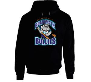 Atlantic City Boardwalk Bullies ECHL Hockey Hooded Sweatshirt Hoodie