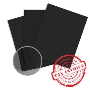 125GSM Black Cover Paper A4 Craft Paper Printing Invitations Plz Choose 10,20,50