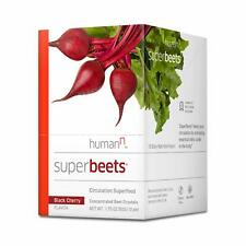 HumanN SuperBeets Circulation Superfood Concentrated Beet Powder Nitric Oxide