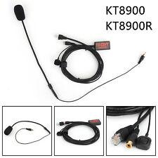 Freisprecheinrichtung Finger PTT Mikrofon Für QYT KT8900 Mini Autoradio AZ P4