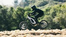 Segway Dirt eBike x260 new red silver 2021 HIS HERS Mothers Fathers PRE ORDER