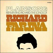 Plainsong - Reinventing Richard: The Songs Of Richard Farina (NEW CD)