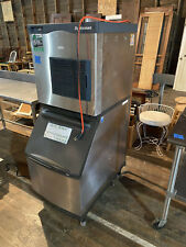 Scotsman Nd422A-1A cube Ice Machine Maker With Storage Food Service Commercial