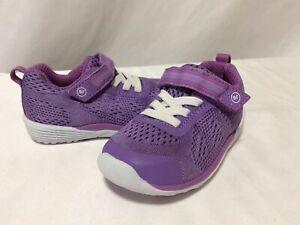 Stride Rite Baby Toddlers Girls Athletics, Purple, Size 5 / UK 4.5/ Eur 21