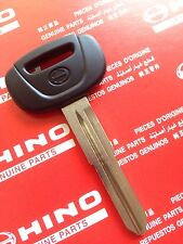 NEW Genuine OEM Hino 2005-2020 Blank key 145 165 185 238 258 268 308 338 358