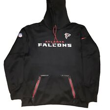 Nike Atlanta Falcons On Field Hoodie Size XL