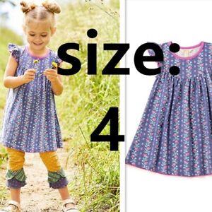 NEW matilda jane Playtime Pearl Dress size 4T