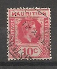 Royalty Used Mauritian Stamps