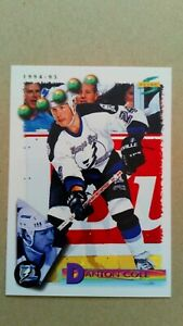 1994-95 Score #131 Danton Cole Tampa Bay Lightning