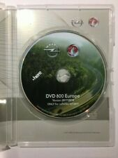 ORIGINAL OPEL NAVI DVD800 MY2011 Europe Version 2017/2018