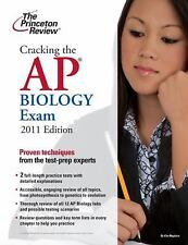 Cracking the Ap Biology Exam, 2011 Edition (College Test Preparation)-ExLibrary