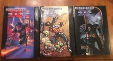 ULTIMATE X-MEN VOL 1 2 3 HC lot Marvel Wolverine 2000 Mark Millar